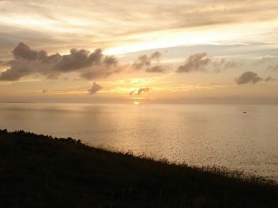 天台日落3