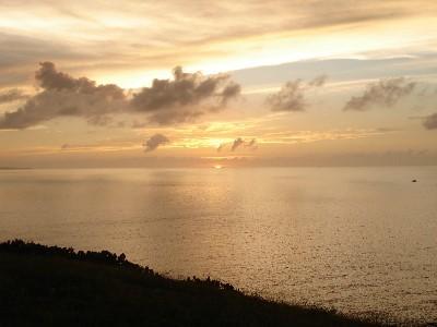 天台日落4