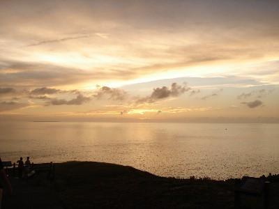 天台日落5