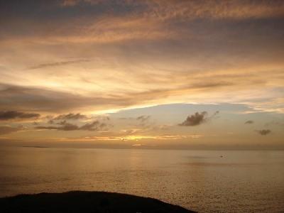 天台日落6