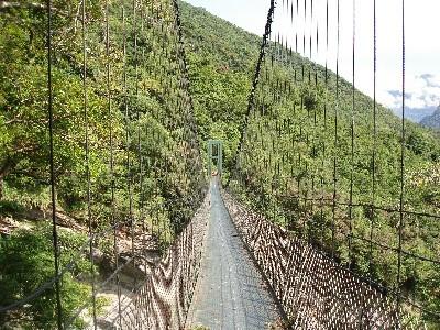 山風一號吊橋