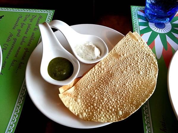 烤餅-馬友友印度餐廳-2013.10.19 (2).jpg