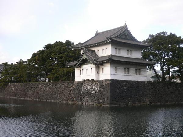 樸實的日式建築