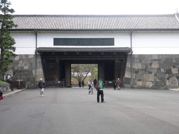 這就是櫻田門