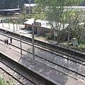俯瞰舊鐵道