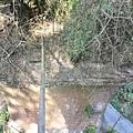 這是從斷橋上向下拍的