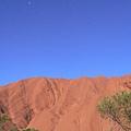 Uluru一景