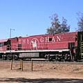 貫穿中部的火車-Ghan