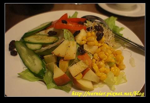 什錦生菜沙拉