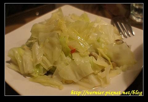 鮮菇高麗菜