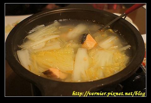 鮮魚蛤蠣湯