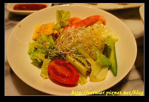 和風蔬菜沙拉