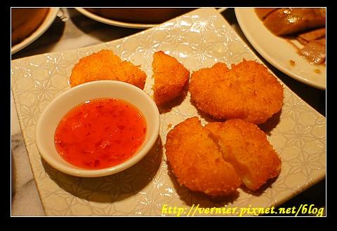 泰式鮮蝦餅