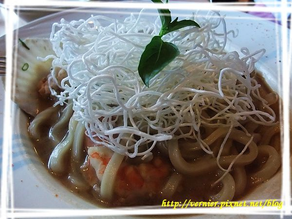大西洋海鮮日式烏龍麵