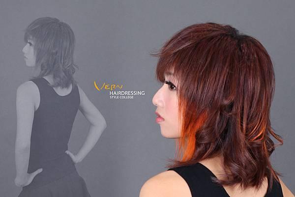 天枰座-韋恩對比髮型-女