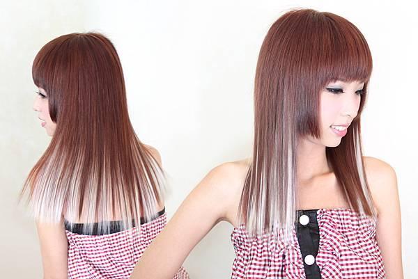 天蠍座-韋恩對比髮型-女