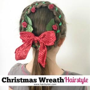 [分享]聖誕編髮