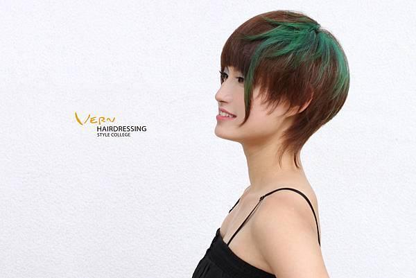 韋恩對比髮型-女-2