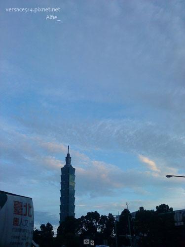 101的天空 99.8.18