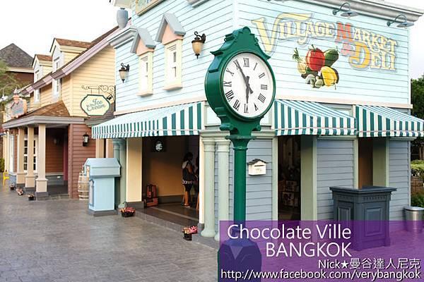 Chocolate Ville -2