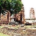 Ayutthaya大城-Nick-Wat Maha That-4.jpg