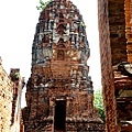 《Wat Maha That》泰國大城Ayutthaya瑪哈泰寺 樹中佛頭 一日遊