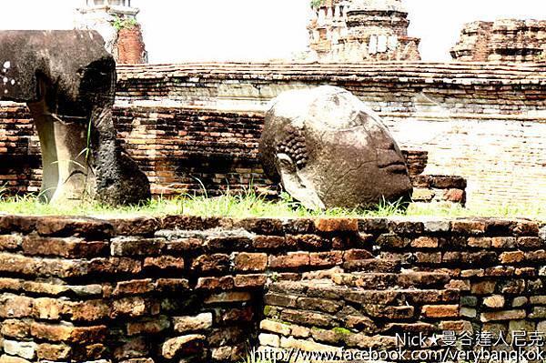 Ayutthaya大城-Nick-Wat Maha That-0
