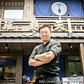 《下町天丼 秋光》品牌創辦人暨百年天丼名店五代目-谷原秋光先生,繼承百年經典技藝並改良創新,致力將道地的天丼料理帶給台灣的消費者-尼克-1.jpg