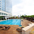 《Pathumwan Princess Hotel》曼谷帕色哇公主酒店 與BTS捷運連結超便利-10.jpg