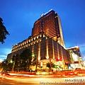 《Pathumwan Princess Hotel》曼谷帕色哇公主酒店 與BTS捷運連結超便利-2.jpg