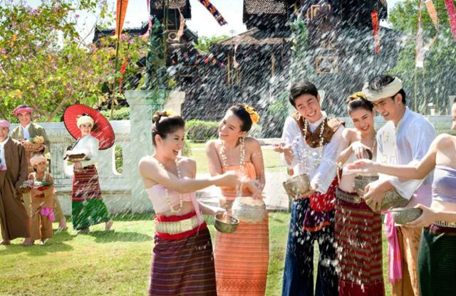 《Songkran 2017》泰國新年宋干節 潑水節即將到來