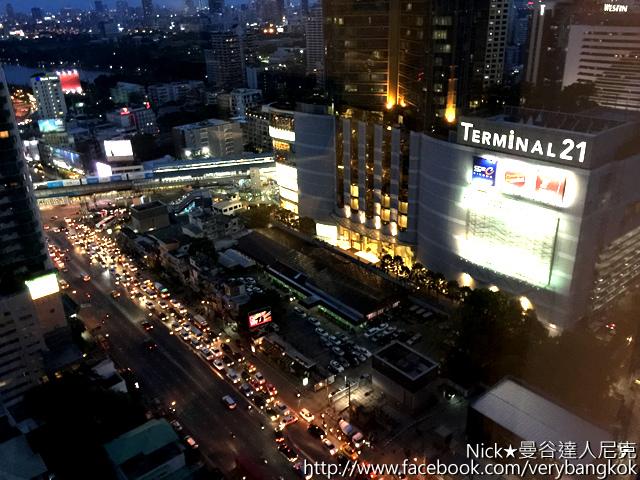 《Pullman Bangkok Grande Sukhumvit》曼谷帆船酒店 無敵美景盡收眼底