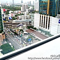 Pullman Bangkok Grande Sukhumvit行政樓層早餐篇-鉑爾曼曼谷素坤逸酒店-尼克-2017