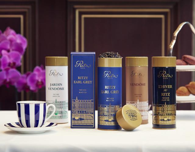 《TWG Tea》巴黎麗茲茗茶系列 Ritz Paris