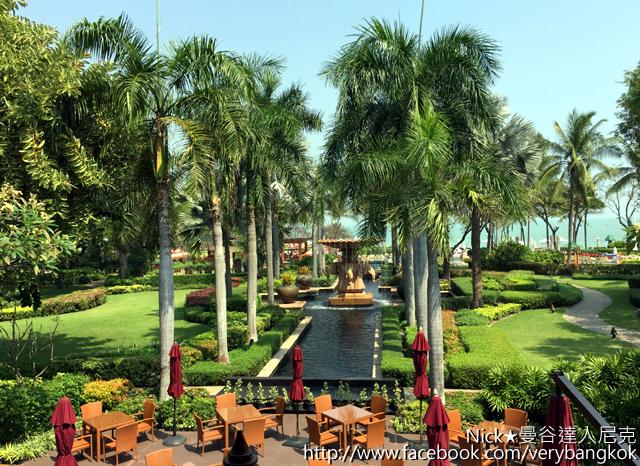 曼谷達人尼克《Hyatt Regency Hua Hin》華欣凱悅海灘渡假酒店