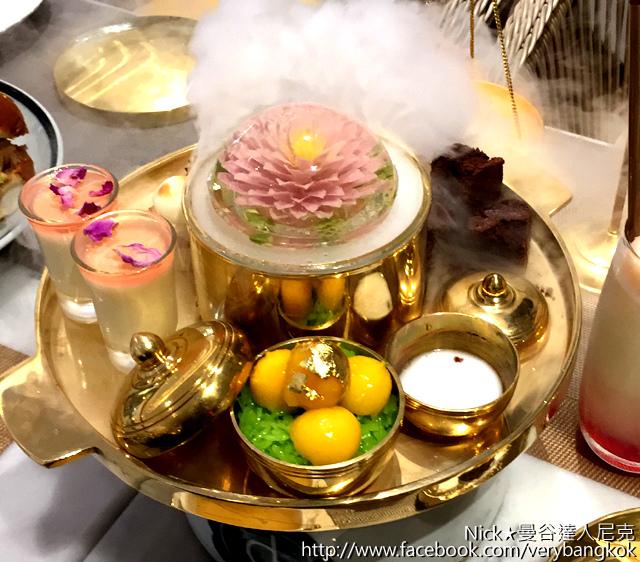 曼谷達人尼克《Divana Signature Cafe》泰國第一間花朵香氛餐廳 MENU 介紹