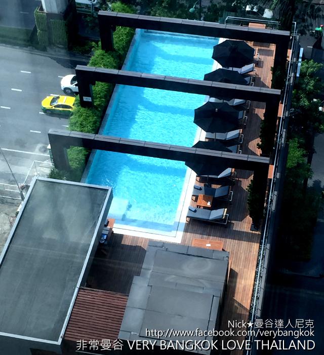 《VIE Hotel Bangkok》優雅法式風格曼谷VIE酒店