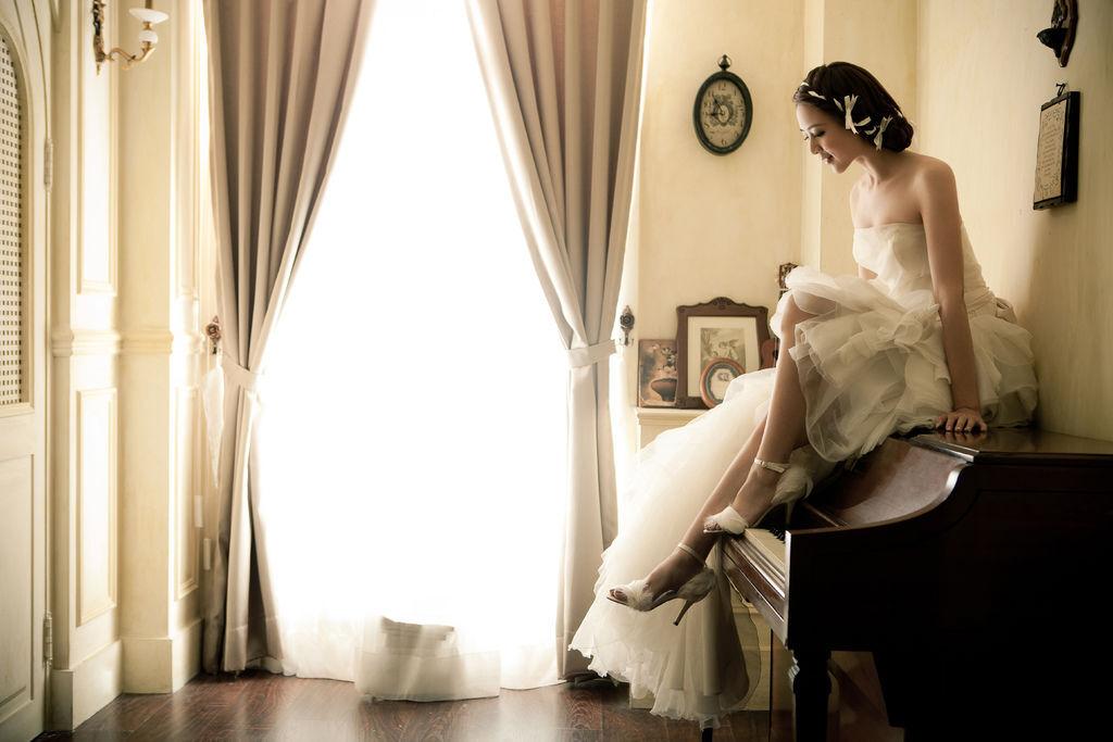 芭蕾舞伶@曼哈頓復古攝影棚