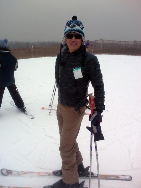 北京南山滑雪