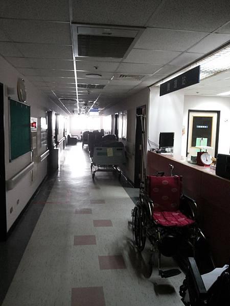沉默的護理站