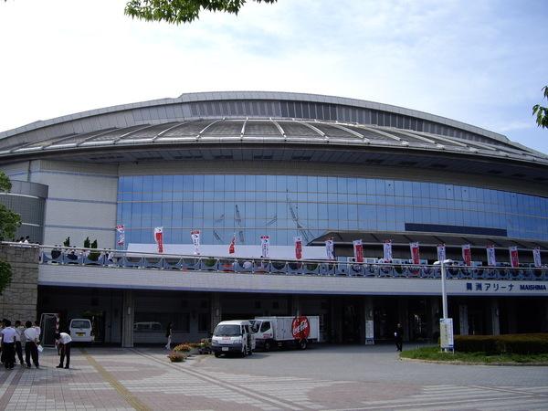 大阪舞洲體育館外觀