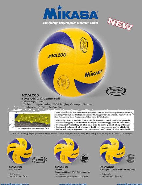 MVA型號新球