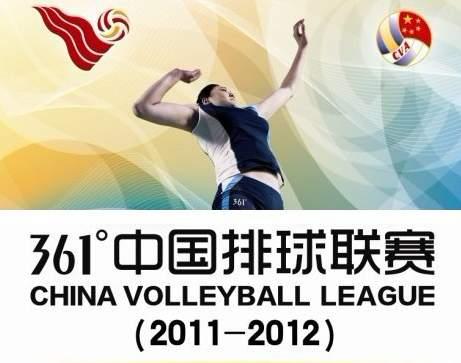 2012中國排球聯賽