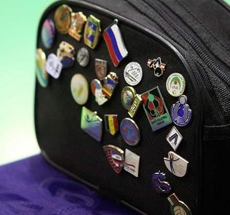 排球紀念徽章