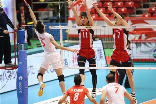 韓國VS伊朗