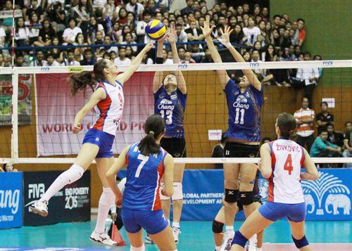 泰國VS塞爾維亞0623