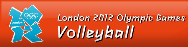london-2012室內排球