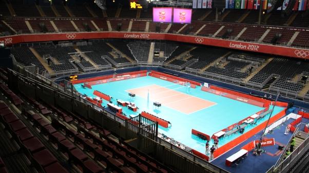 奧運排球比賽場地