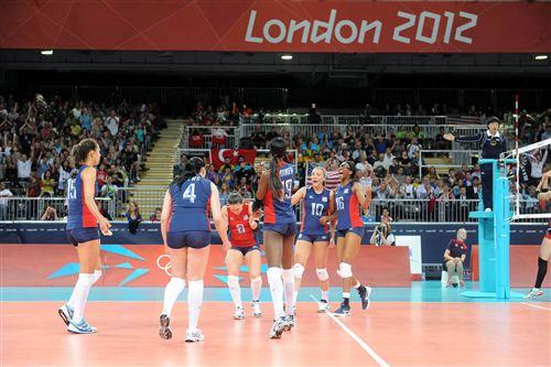 0730倫敦奧運女排