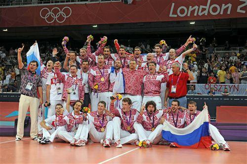 2012俄羅斯男排封王